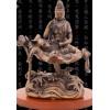 观音纯铜佛像
